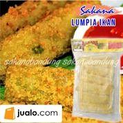 Lumpia Ikan Sakana Bandung Frozen Food Makanan Beku Siap Saji