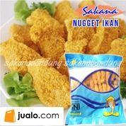 Nugget Ikan Sakana Bandung Frozen Food Makanan Beku Siap Saji