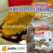 Pempek Kapal Selam 3 Sakana Bandung Frozen Food Makanan Beku Siap Saji