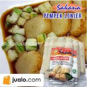 Pempek Lenjer Sakana Bandung Frozen Food Makanan Beku Siap Saji