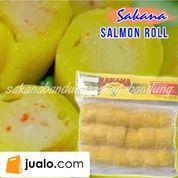 Salmon Roll Sakana Bandung Frozen Food Makanan Beku Siap Saji