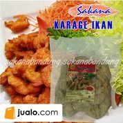 Karage Ikan Sakana Bandung Frozen Food Makanan Beku Siap Saji
