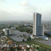Silk Town Alam Sutera Tower Alexandria Tipe Studio D