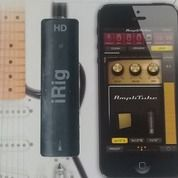 IRig HD Digital Interface For IPhone, IPad, Mac
