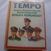 Majalah Tempo Dulu