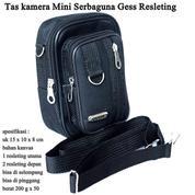 Tas Pria Kamera Mini Serbaguna OKL Klip (14786191) di Kota Jakarta Timur