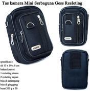 Tas Kamera Mini Serbaguna Gess Resleting (14788485) di Kota Jakarta Pusat