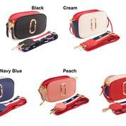 New Snapshot 3 Tone Sling Bag