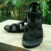 Sandal Gunung Suzuran Crosser Mr2 Full Black