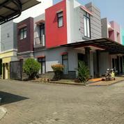 Rumah Hoek Bintara Residence Dalam Cluster