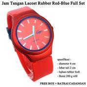 Jam Wanita Lct Rubber Red-Blue Sky (14810617) di Kota Jakarta Timur