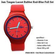 BISA COD Grosir Jam Tangan LCT Rubber Red-Blue Sky (14813581) di Kota Jakarta Timur