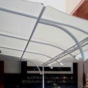 Tenda Membrane - Jasa Pembuat Tenda Canopy Terpercaya