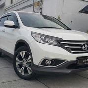 Honda CRV Prestige 2.4 AT 2013 Putih Metalik