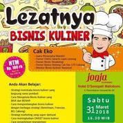 Seminar Dan Workshop Bisnis Kuliner Bersama Cak Eko (14868557) di Kota Yogyakarta