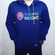 Jaket Shining Bright Navy