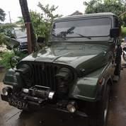 (BU) Jeep Cj7 4x4 Diesel Tahun 1981 (14925937) di Kota Bekasi