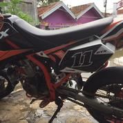 KLX 250 Modif Supermoto (14938429) di Kota Bandung