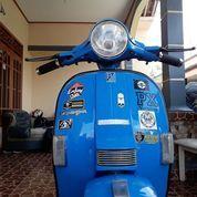 Motor Vespa P150s (14939897) di Kota Bekasi