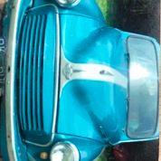 Koleksi Pribadi Morris Minor Soft Top