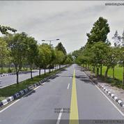 Tanah Pinggir Jalan Raya 80 Are Jalan Lingkar Selatan Kota Mataram (14973861) di Kota Mataram