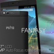 MITO FANTASY TABLET T777 3G Ram 1gb Cuci Gudang