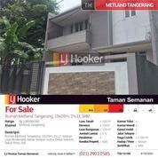 Rumah Metland, Tangerang, 10x20m, 2 Lt, SHM. (14996817) di Kota Jakarta Barat