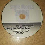 Software Style Works 2000 (15027145) di Kota Cimahi