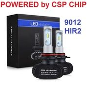 Lampu Mobil Led Hir2 9012 With CSP Chipset
