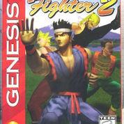 Virtua Fighter 2 SEGA Genesis / Mega Drive 16-Bits US NTSC Authentic