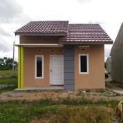 Perumahan Subsidi Pertama Dinding Batu Bata
