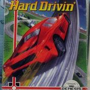 Hard Drivin' SEGA Genesis-MD US NTSC Authentic
