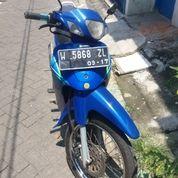 SHOGUN R NEW Cakram 2002 Mulus Mesin Ok Plat Sidoarjo Surat2 Lomplit (15132117) di Kota Surabaya