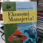 Ekonomi Manajerial Oleh Yoopi Abimanyu