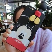 Soft Case Mickey & Minnie For Oppo F1s
