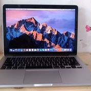 Macbook PRO RETINA LATE 2012 INTEL Core I5 2.5GHz Ukuran 13 Inch RAM 8GB SSD 128GB