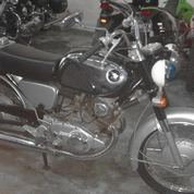 Honda Dream 305 & Honda CP77 Th65 Original