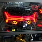 LED StopLamp Custom Yamaha N Max Model Innova With Sein Running