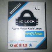 IC Lock 2L - Alarm Motor Sandi Untuk Semua Motor