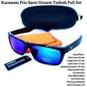 Kacamata Sport Sunglasses Gioarm TURKISH (15290693) di Kota Jakarta Timur