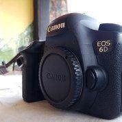 Canon 6d Gress Ex DS (15295269) di Kota Depok