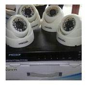 Paket Cctv Free DVR Paket Komplit Tinggal Pasang (15304033) di Kota Surakarta