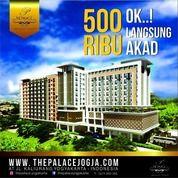 JOGJA ITU MEMANG ISTIMEWAH Apartemen The Palace Hanya 500 Rb