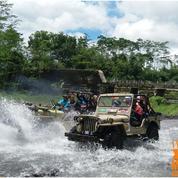 Sunrise Jeep Wisata Merapi Yogyakarta