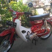 Honda Star Mdip C70 (15333917) di Kab. Badung