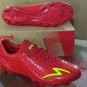 Sepatu Bola SPECS Accelerator Exocet Dark Red