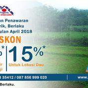 Kavling Samping UIN Diskon 10%