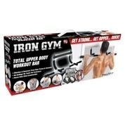 Iron Gym Alat Olahraga Fitnes Pull Up Bar (15421493) di Kota Jakarta Pusat