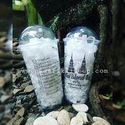 Sablon Gelas Plastik 22 Oz (Cup Thai Tea) (15421897) di Kota Malang