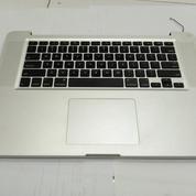 Keyboard + Casing ORIGINAL Laptop APPLE A1382 (15426217) di Kota Surabaya